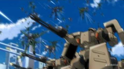 133 MSJ-06II Tieren (from Mobile Suit Gundam 00)