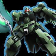 Gundam Diorama Front 3rd Jahannam