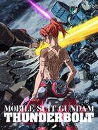 Gundam thunderbolt ona 6 HQ poster