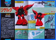 Gunpla 1-144 ReGelgu Manual