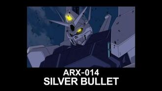 MSUC06 SILVER BULLET(from Mobile Suit Gundam UC)
