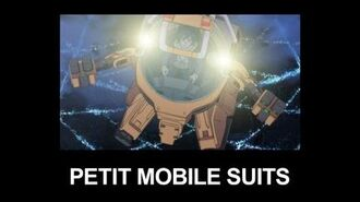 MSUC19 PETIT MOBILE SUITS(from Mobile Suit Gundam UC)