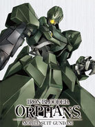 Mobile Suit Gundam IRON-BLOODED ORPHANS 1ST BD Vol.2
