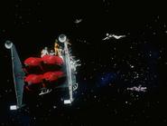 Mobile Suit Gundam Journey to Jaburo PS2 Cutscene 107White Base Crew 5