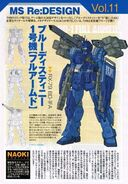 The Blue Destiny MS ReDesign Vol 11