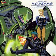Victory Gundam Laser Disc 10