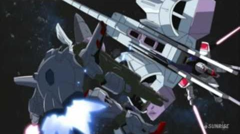 151 ZGMF-X13A Providence Gundam (from Mobile Suit Gundam SEED)