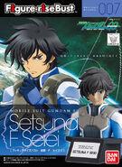 Figure-Rise Bust-Setsuna F. Seiei