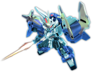 Gundam Aesculapius GGCR 2