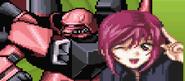 Gundam SEED destiny GBA Lunamaria