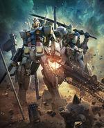 Gundam Versus - Poster A