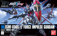 HGCE Force Impulse Gundam-Revive