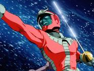 Mobile Suit Gundam Journey to Jaburo PS2 Cutscene 098 Amuro v Char 2