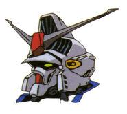 RX-78GP02A(GUNDAM GP02A) head