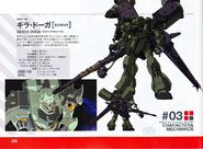AMS-119 - Geara Doga Heavy Armed Type
