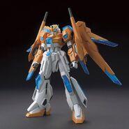 BN-876 Scramble Gundam (Gunpla) (Front)