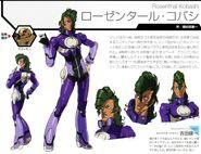 Character Profile Rosenthal Kobashi