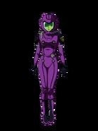 G Gen Cross Rays Custom Character (Female Oz Pilot with Helmet)
