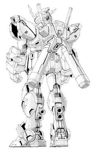 Rear (F90FF)