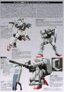HGUC Gundam Ground Type manual 2