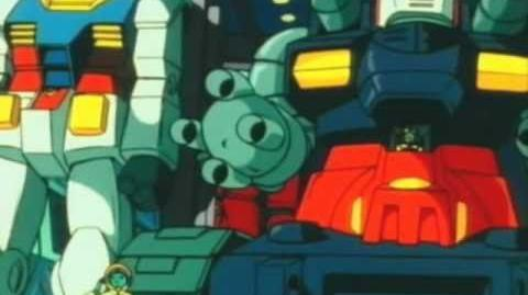 013 RX-75 Guntank (from Mobile Suit Gundam)