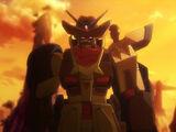Tequila Gundam Daniel Custom