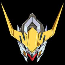 Gundam Barbados Lupus Icon