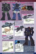 Mobile Suit Gundam The Origin Mechanical Archives Vol.23 C