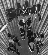 Rear Shrike Team Victory Gundam 1