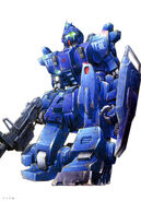 Blue Destiny Unit 1 Illustration by Yu Taichi