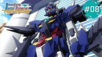 Gundam Build Divers Re RISE – 8 Duty and Illusion (EN,HK,TW,KR,TH,FR,IT,VN sub)