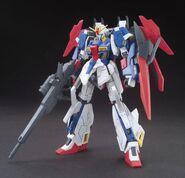 MSZ-006LGT Lightning Zeta Gundam (Gunpla) (Front)