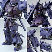 P-Bandai Efreet-Nacht 144-scale 2018 details