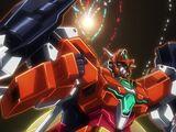 PFF-X7II/S6 Saturnix Gundam