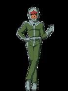 SD Gundam G Generation Genesis Character Sprite 0105