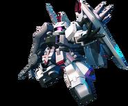 ''SD Gundam G Generation Crossrays'' Blaze zaku