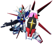 ''SD Gundam G Generation Crossrays'' Force Impulse