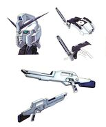 G-Saviour Origin Weapons