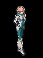 G Gen Cross Rays Custom Character (Female Gjallarhorn Pilot)