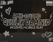 MG Qubeley Damned