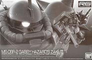RG Gabby Hazard's Zaku II