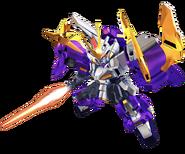 SD Cross Rays Gundam Asclepius
