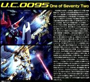 Unicorn Gundam 03 Phenex - MG Story Scan