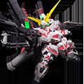Unit sr full armor unicorn gundam