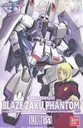 1-100 Blaze ZAKU Phantom Ray ZaBarrel Colors