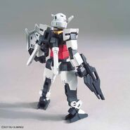 Core Gundam (Gunpla) (Rear)