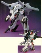 Model Kit Messala Dinofaust Jupiter