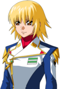 Super Robot Wars T Character Face Portrait 418