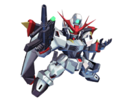 ''SD Gundam G Generation Crossrays'' Hyperion U1