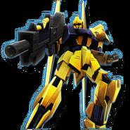 Gundam Diorama Front 3rd MSN-00100 Hyaku Shiki